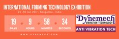 It gives us immense pleasure to invite you to our Booth Dynemech Systems Anti Vibration Tech , Hall 13A Stall G104 @ IMTEX 2018, Bangalore From 25 to 30 January 2018. #imtex2018