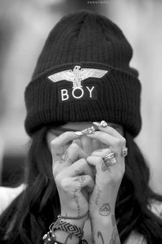 clothes. boy london