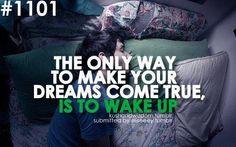 Dreams Come True ..