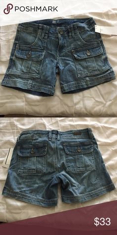 Jean Shorts New with tags KUT from the kloth Shorts Jean Shorts