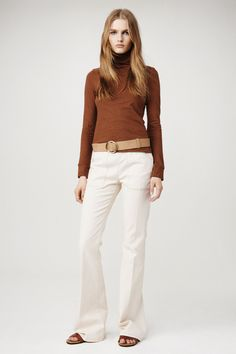 Top & Trousers: 3.5 || FRAME