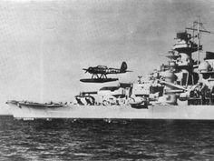 Tirpitz and Arado Ar196