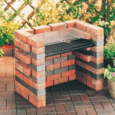 Image detail for -Landmann DIY Barbeque Grill Set - Charcoal Barbeques from Garden Chic ...