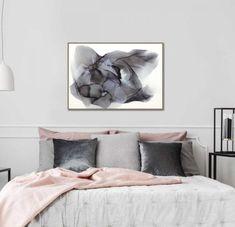Darkness Print Darkness, Bed, Artwork, Home, Work Of Art, Stream Bed, Auguste Rodin Artwork, Ad Home, Artworks