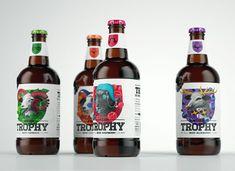 Trophy Beer Bottles