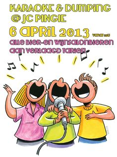 karaoke & dumping 2013