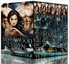 Silver Wood Coven - The Complete Series Box Set: A Witch and Warlock Romance Series - Kindle edition by Hazel Hunter. Paranormal Romance Kindle eBooks @ Amazon.com.