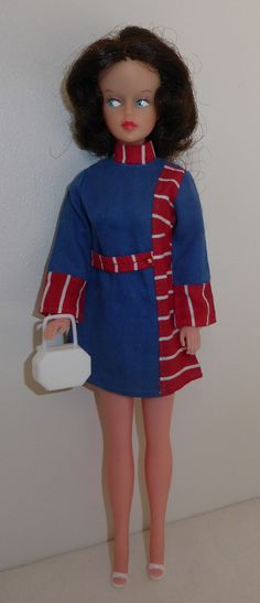 2nd version outfit Tressy's Fashion Scene Red White n Blue