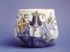 Caudle Cup - Museum of London.