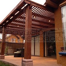 Carport Kits, Small Pergola, Retractable Canopy, Ideas Para, Outdoor Structures, Pergola Ideas, Garage, Environment, Wooden Bed Designs