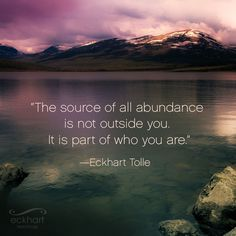 Source of Abundance