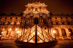 Popular on 500px : Louvre by maesphoto