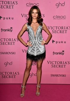 Barbara Fialho Photos: Arrivals at the Victoria's Secret Fashion Show Afterparty