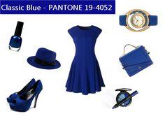 Oooi gente, como eu prometi toda sexta as Top 10 Colors de 2015 de acordo com a PANTONE, lá no Blog. A cor de hoje é a CLASSIC BLUE, saiba um pouco mais sobre esta cor: https://francysrodrigues.wordpress.com/2015/04/10/top-10-colors-de-2015-classic-blue/