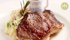 Want some Gluten free luxury food? Try these Striploin Steaks Luxury Food, Smoked Bacon, Dessert Drinks, Meals For Two, Steak Recipes, Dairy Free Recipes, Steaks, Glutenfree, Sin Gluten