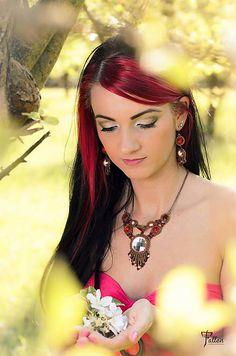 Ridgways / V sade...náhrdelník