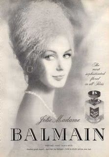 Balmain Jolie Madame (vintage perfume) one of my faves!!!!! Still available I believe...