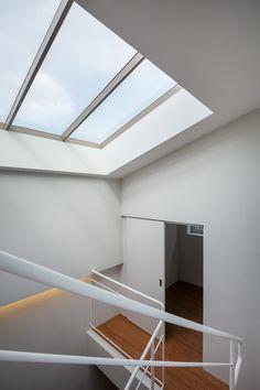 FHHH Friends arranges flexible rooms over split levels at Grown House