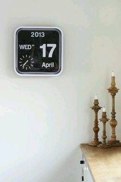 Want that clock!