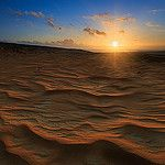 Waves in the Dunes by Andy Farrer