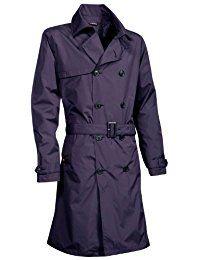 Knirps Trenchcoat Storm klassischer Regenmantel für den Herren navy Trench Coat Men, Jackets, Fashion, Men Coat, Classic, Moda, Fasion, Fashion Illustrations