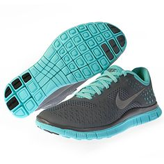 Cool Nike Free Run Colors | Nike Free 4 0 V2 Womens Size 6 Cool Grey Running Training Sneakers ...