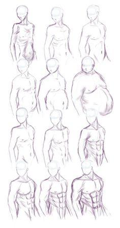 Different make body types