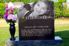 headstone ideas | The Yin and Yang of Empty