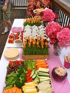 "Photo 4 of 12: Pretty in Hot Pink / Birthday ""Arden's 1st Birthday"" | Catch My Party"