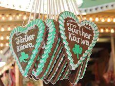 Lebkuchen heart -  a must have