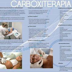 Conoce todos los beneficios de CARBOXITERAPIA medica y estética !
