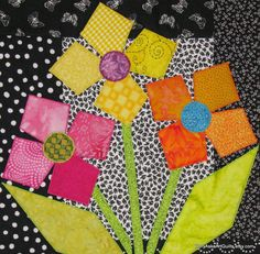 TAFA Team: Cindy's Color Chat: Bright with Black and White