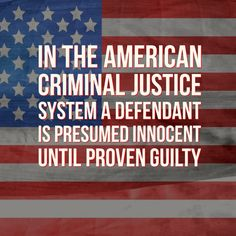 innocent until proven guilty graphic