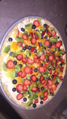 Fruit Tart 🍓🍍🍌