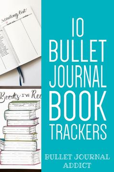 Bullet Journal Collection Page Ideas - Bullet Journal Book Tracker Ideas - Book Logs For Your Bullet Journal Bullet Journal Reading Log, Bullet Journal Index, Bullet Journal Quotes, Bullet Journal Tracker, Bullet Journal Layout, Journal Pages, Journal Ideas, Happy Journal, Journal Prompts