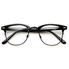 JT Vintage Glasses - Gunmetal