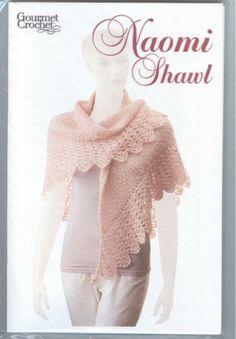 Maggie's Crochet · Naomi Shawl