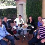 prime time with Joe barza, David Higgs and benoit Sinthon