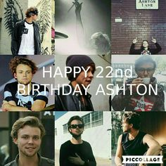 @5sosashtonirwin @ashtonbrah HAPPY BIRTHDAY ASH! I REALLY HOPE YOU HAVE AN AMAZING DAY. DON'T FORGET THAT YOU'RE SUCH AN AWESOME GUY AND YOUR DIMPLES HAVE WON 1ST PLACE IN THE WORLD COMPETITION ALREADY. YOU'RE ALSO SUPER SWEET AND JUST CARE SO MUCH AND YOU'RE LITERALLY THE BEST PERSON I KNOW AND LOOK UP TO THE MOST. YOU'VE PROBABLY GOTTEN 1000000000 OF THESE, AND YOU PROBABLY WON'T SEE/REPLY BUT I JUST WISH YOU'D KNOW THAT. I LOVE YOU AND HAVE A FUCKING FANTASTIC DAY Xxxx #dotheboogaloo…