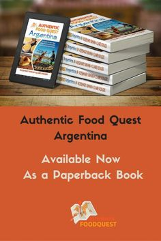 We had the idea almost 1.5 years ago of writing a book about the authentic foods we would discover on our quest. This idea came to us in the early phases when we were dreaming about the possibilities with authentic food quest.