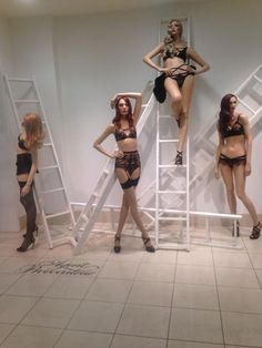 Find sexy mannequins like this at Mannequin Madness.com