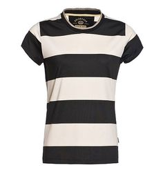 Goldbergh Zebra T-shirt Kit/Black