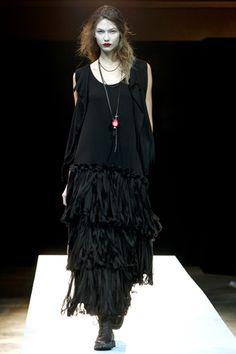 Yohji Yamamoto Spring 2011 Ready-to-Wear