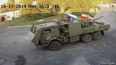 CCTV image of men on an armoured truck Ukraine Military, Armored Truck, Armored Fighting Vehicle, Military Equipment, Modern Warfare, Armored Vehicles, Soviet Union, Post Apocalyptic, Military Vehicles