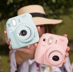 Capture the good times with Instax mini instant photo cameras! #InstaxMini8 #InstaxMini9 #Polaroid
