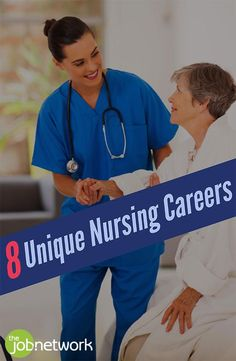 There are a thousand nursing specialties out there, but most people only know of a handful. If you want to choose nursing as your career, but you want to do something a little different than working in a hospital or office setting, then you might want to consider a few of these more obscure nursing positions. Think outside the hospital!