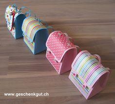 jour d& Schulthek Schulranzen Schulanfang - 3d Paper Projects, Paper Crafts, Box Patterns, Marianne Design, Summer Crafts, Paper Decorations, Stamping Up, Diy Organization, Gift Bags
