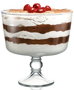 The Cellar Serveware, Trifle Bowl 9H 14.99 10%off thru 1/20