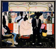 """De Style"" by Kerry James Marshall"