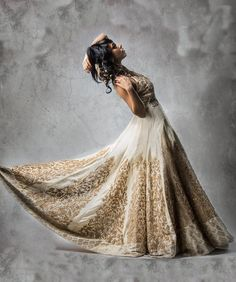 Shabi's is the first South Asian bridal lounge in the greater Toronto area specializing in custom bridal wear. See more of their designs: http://goo.gl/0L7nVp